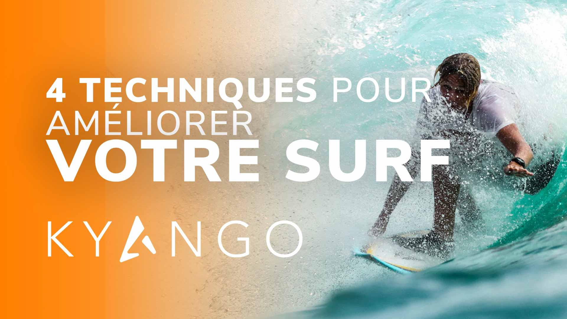 cover de l'article techniques pour améliorer son surf