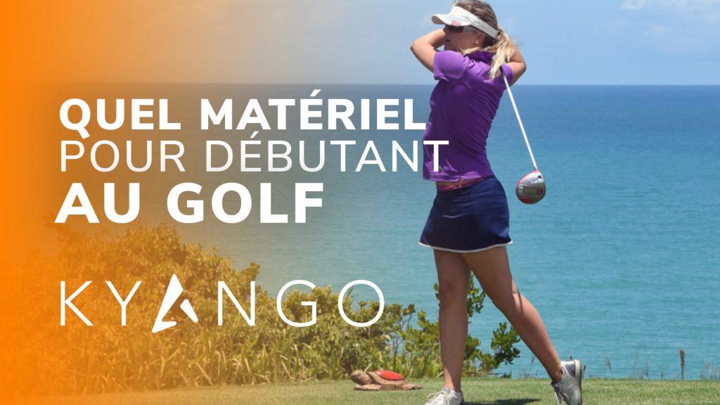 quel-matériel-pour-débutant-en-golf