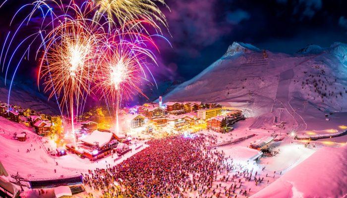 les meilleures stations de ski pour faire la fête