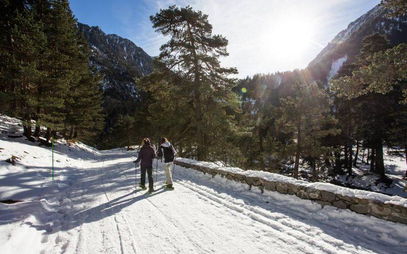balade en montagne à Cauterets