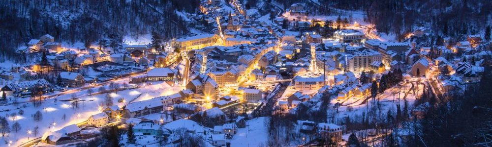 Photo du village de Cauterets