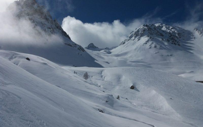 piste de ski grand tourmalet