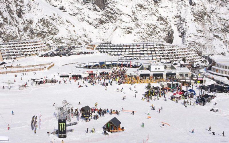 Station de ski aragnouet