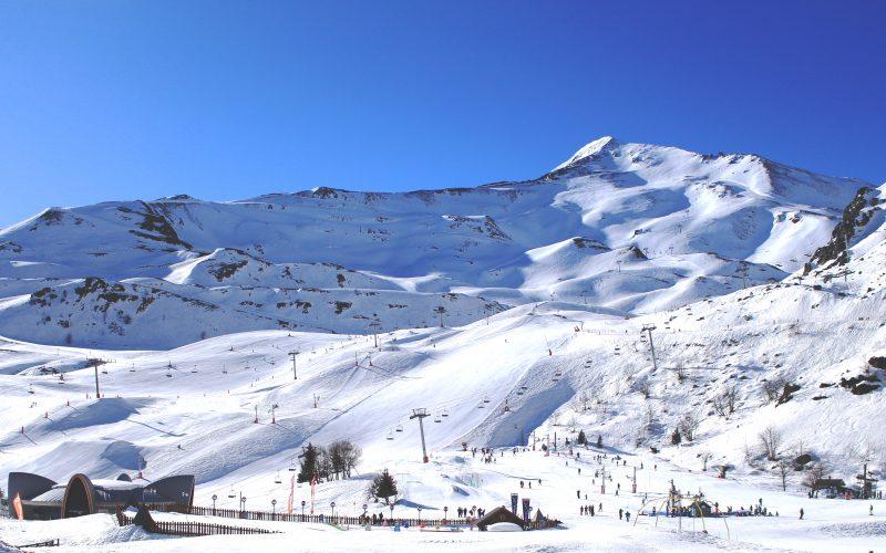 Station de ski Piau Engaly Pistes